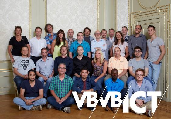 Dit zijn wij: niet alleen het beste maar ook het leukste IT bedrijf van Nederland!